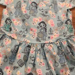 Disney Animators' Collection Princess Dress Sz 5/6